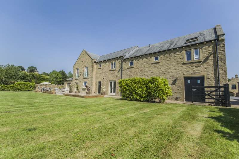5 Bedrooms House for sale in Whitley Willows, Lepton, Huddersfield