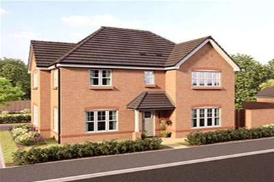 4 Bedrooms House for rent in RENT TO OWN - 4 Ffordd Porthdy, Rhuddlan - Plot 56
