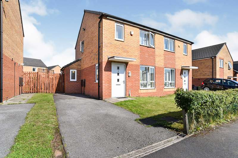 2 Bedrooms Semi Detached House for sale in Dysart Street, Manchester, Greater Manchester, M11