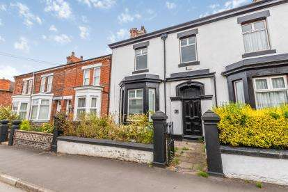 3 Bedrooms Terraced House for sale in Greenway Road, Runcorn, Cheshire, ., WA7