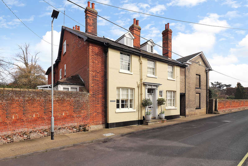 4 Bedrooms Town House for sale in Hadleigh, Ipswich, Suffolk, IP7 5AY