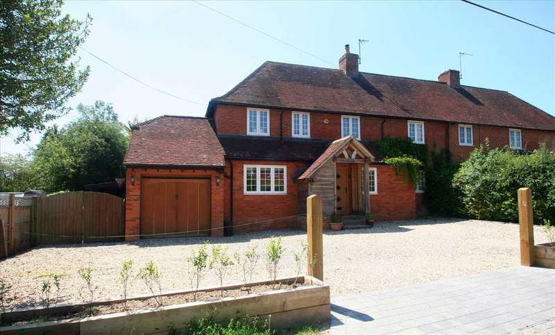 5 Bedrooms Semi Detached House for sale in Little Basing, Old Basing, Hampshire
