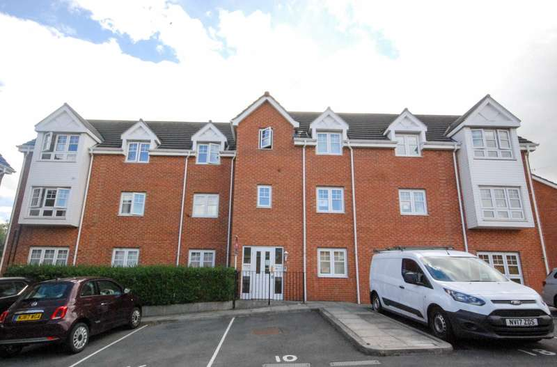 2 Bedrooms Flat for sale in Lauder Way, Pelaw