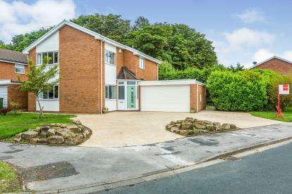 4 Bedrooms Detached House for sale in Meadowcroft, Euxton, Chorley, Lancashire
