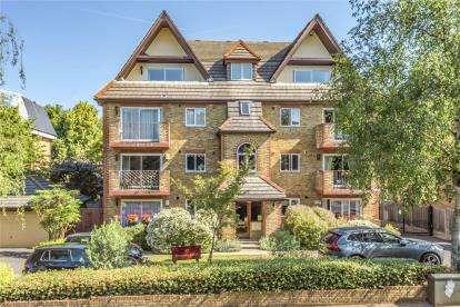 3 Bedrooms Flat for sale in Peregrine Court, 47 Albemarle Road, Beckenham