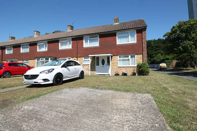 3 Bedrooms End Of Terrace House for sale in Warburton Road, Southampton, SO19 6HR