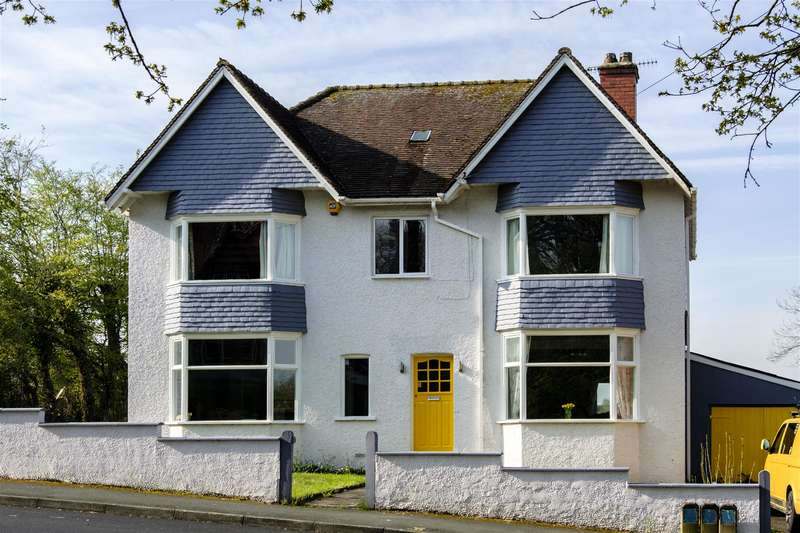 6 Bedrooms Detached House for sale in Pen y Bryn, Grosvenor Road, Llandrindod Wells, LD1 5NA