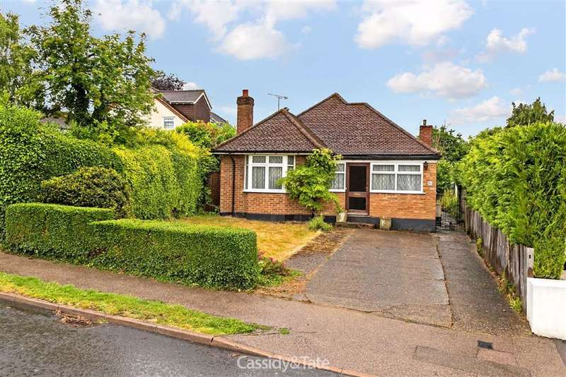 3 Bedrooms Property for sale in Penn Road, St Albans, Hertfordshire - AL2 2QS