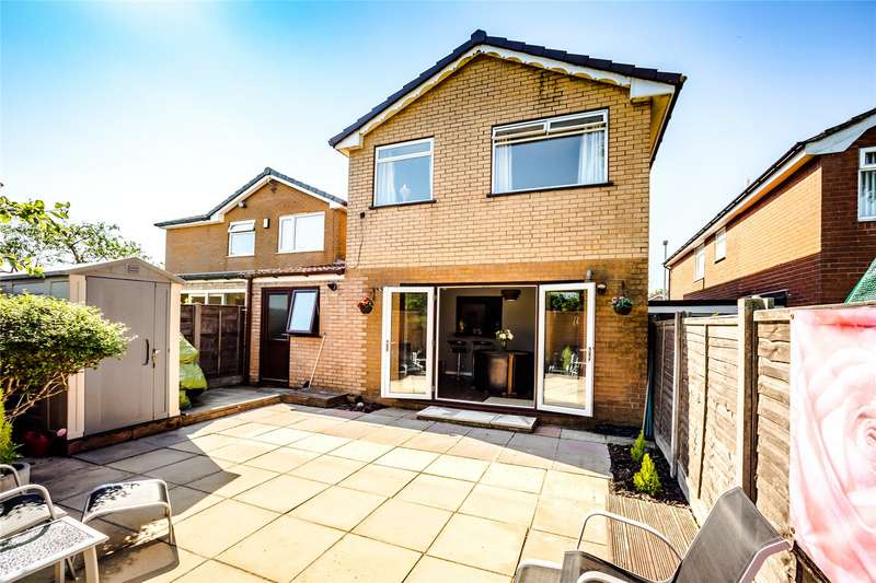 3 Bedrooms Detached House for sale in Partridge Way, Chadderton, Oldham, OL9