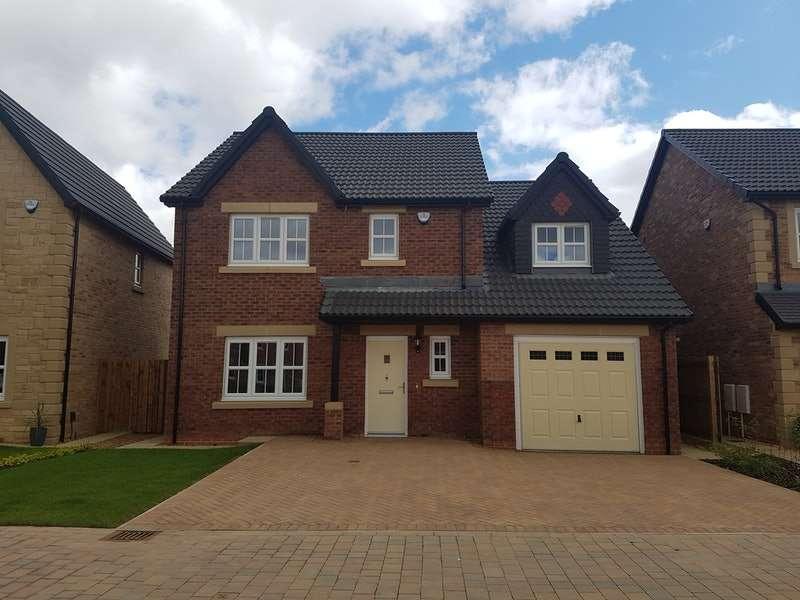 4 Bedrooms Detached House for sale in Bloomfield Drive, Billingham, County Durham, TS22
