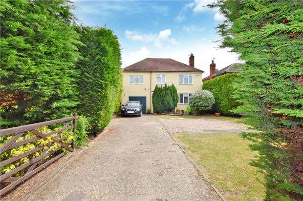 5 Bedrooms Detached House for sale in Bures Road, Great Cornard, Sudbury