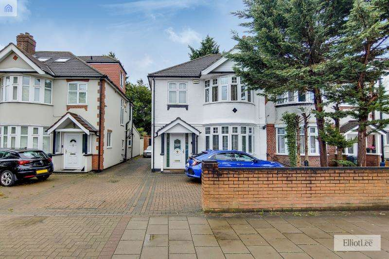 3 Bedrooms Semi Detached House for sale in Great West Road, Isleworth, Greater London