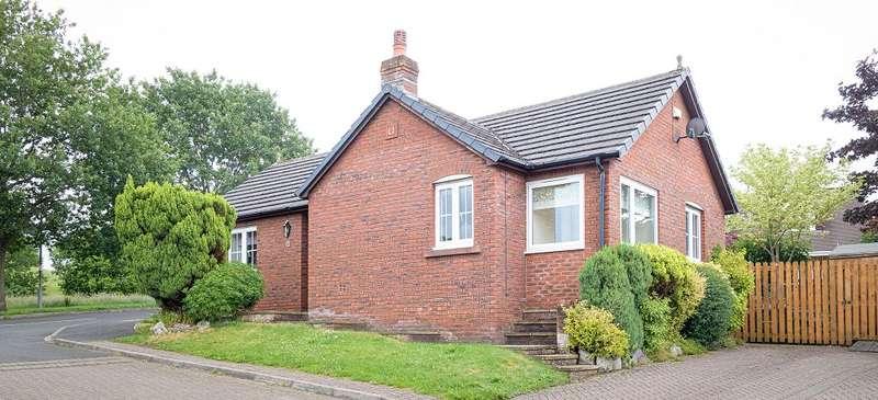 2 Bedrooms Detached Bungalow for sale in Jocks Hill, Brampton, CA8 1UT