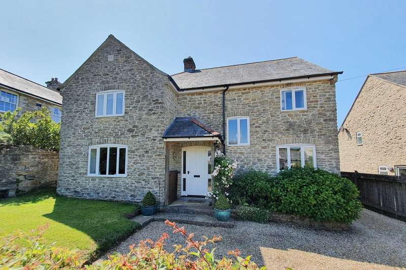 4 Bedrooms Detached House for sale in Long Bredy