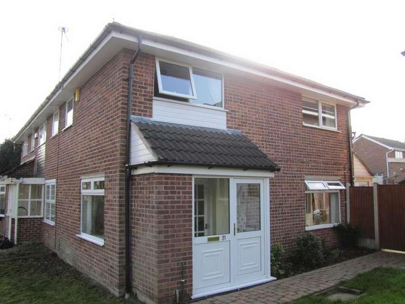 3 Bedrooms Town House for rent in Farnham Walk, West Hallam