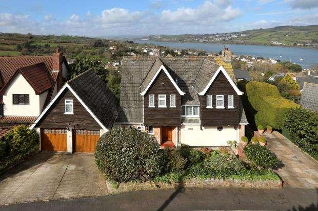 3 Bedrooms Detached House for sale in Larks Close, Shaldon, Devon