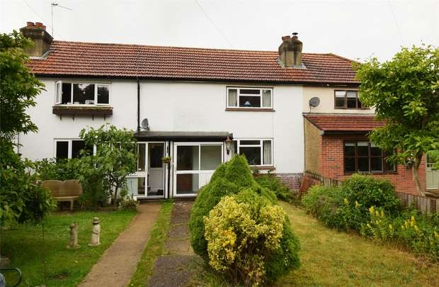 3 Bedrooms Terraced House for sale in Johnsons Avenue, Badgers Mount, SEVENOAKS, Kent