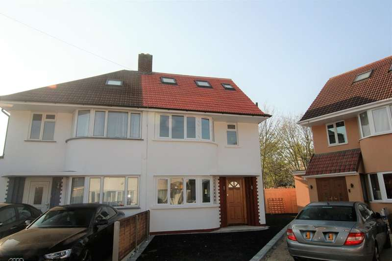 5 Bedrooms Semi Detached House for sale in Beaulieu Close, Mitcham