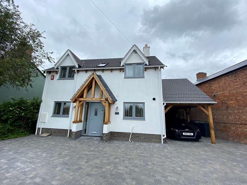 4 Bedrooms Detached House for sale in Wolvey Road, Bulkington, CV12