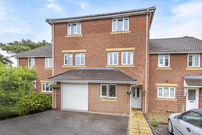 4 Bedrooms Terraced House for sale in Beckett Road, Andover