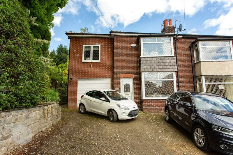 4 Bedrooms Town House for sale in Dundee Lane, Ramsbottom, Bury, Greater Manchester, BL0