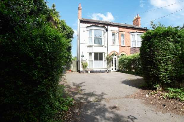 Semi Detached House for sale in Witham Road, Lincolnshire, LN10 6RD