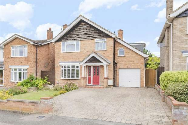 4 Bedrooms Detached House for sale in Windrush Avenue, Bedford