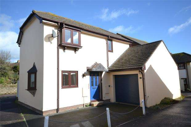 2 Bedrooms Link Detached House for sale in Otter Court, Budleigh Salterton, Devon