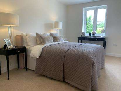1 Bedroom Retirement Property for sale in Purbrook, Waterlooville, Hampshire