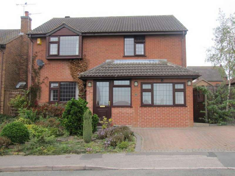 4 Bedrooms Detached House for rent in Stanley Common