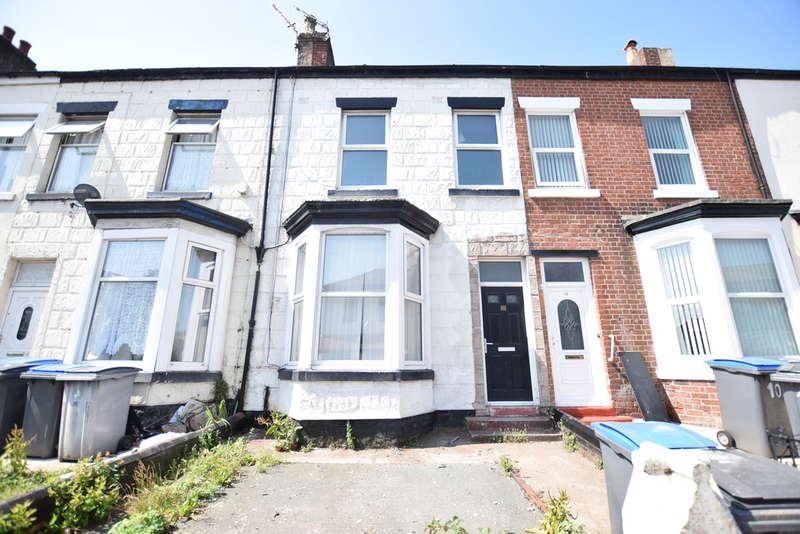 5 Bedrooms Terraced House for sale in Grosvenor Street, Blackpool