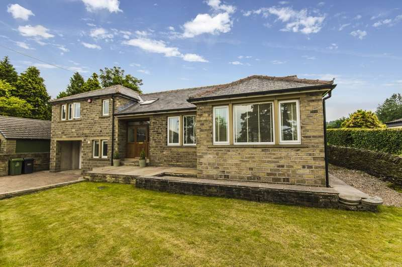 4 Bedrooms Detached House for sale in The Knowle, Shepley, Huddersfield