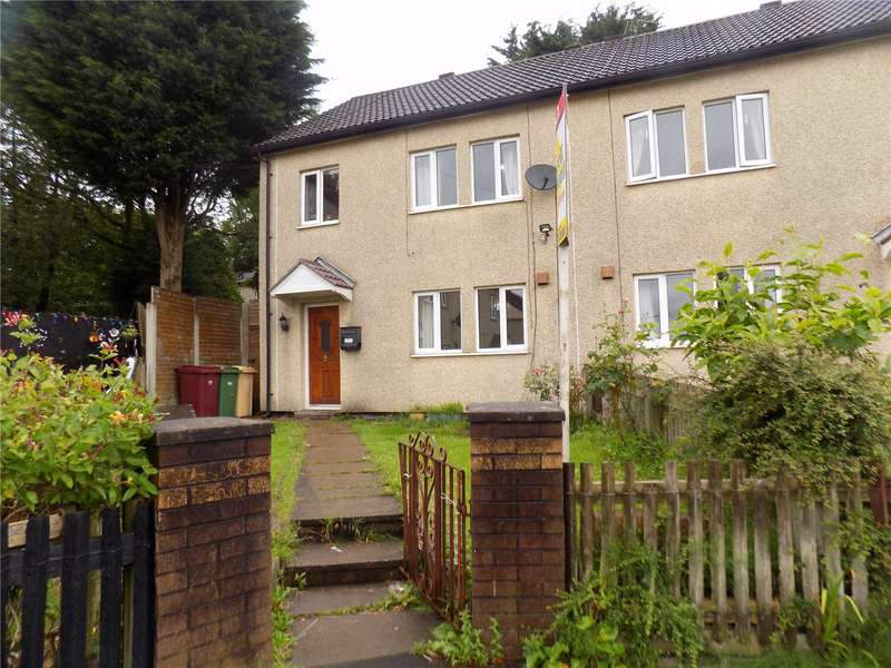 3 Bedrooms Semi Detached House for sale in Linacre Avenue, Bolton, Greater Manchester, BL3