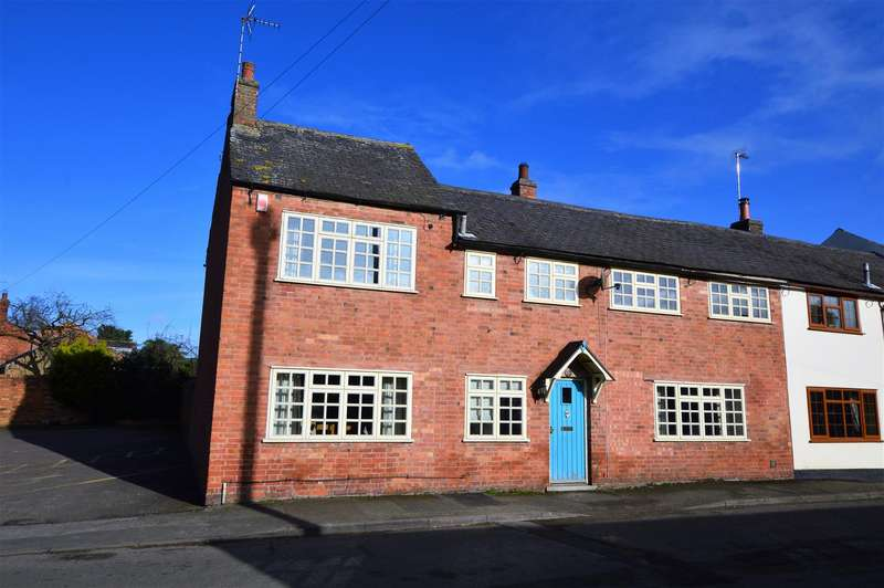 5 Bedrooms Cottage House for sale in Costock