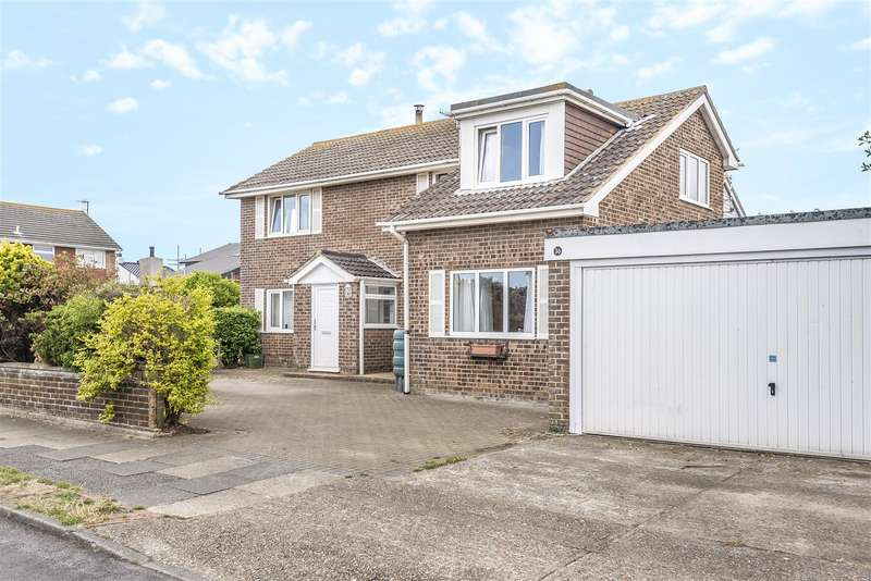 4 Bedrooms Detached House for sale in East Meadway, Shoreham-By-Sea