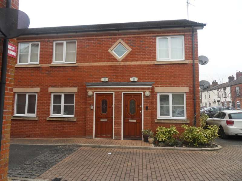 2 Bedrooms Apartment Flat for rent in Farnworth Mews, Farnworth, Widnes WA8