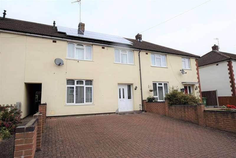 4 Bedrooms Terraced House for sale in Beechwood Road, Nuneaton CV10