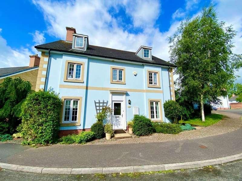 5 Bedrooms Detached House for sale in Pilton, Barnstaple