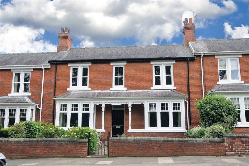 4 Bedrooms Terraced House for sale in The Parade, Chester le Street, County Durham, DH3