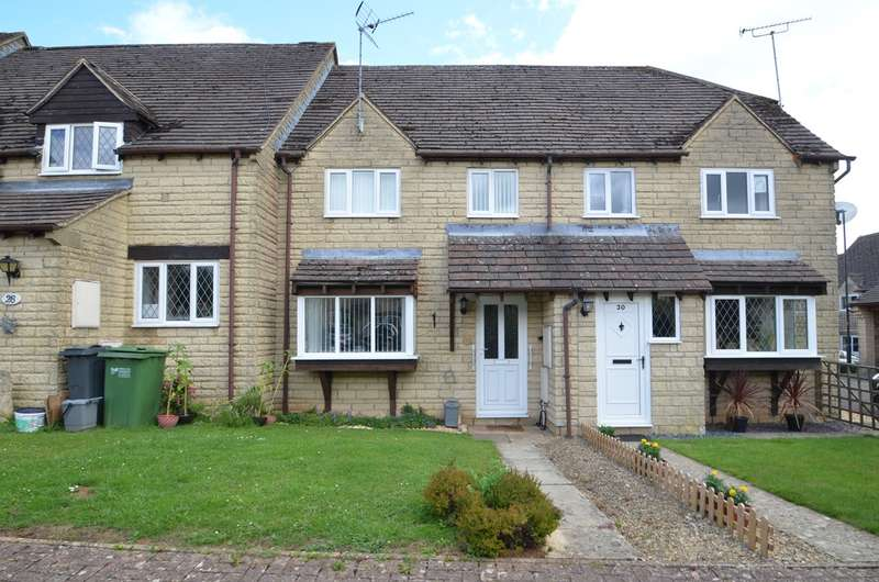 3 Bedrooms Terraced House for sale in Freame Close, Chalford, Stroud, GL6