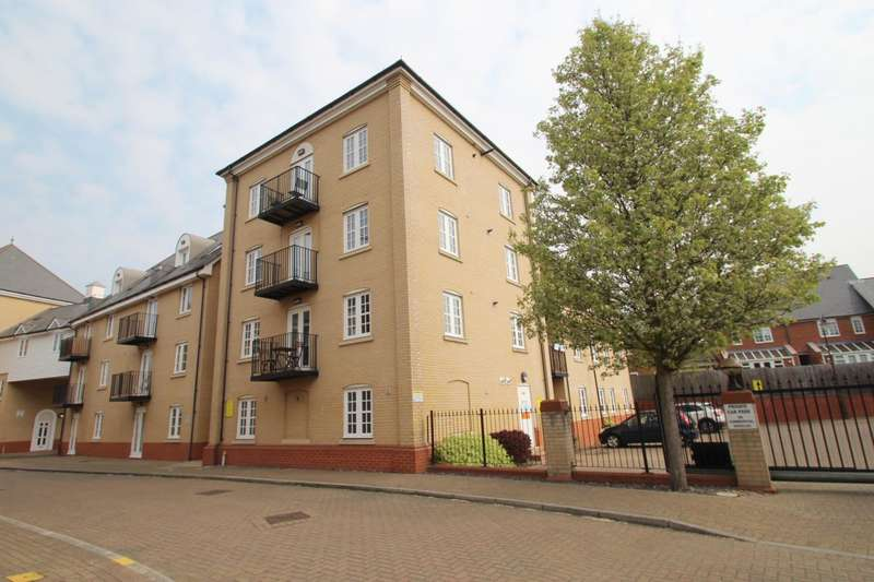 1 Bedroom Apartment Flat for sale in GROSVENOR PLACE, COLCHESTER