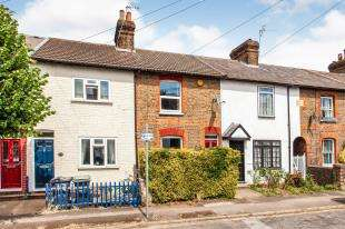 3 Bedrooms Terraced House for sale in Danvers Road, Tonbridge