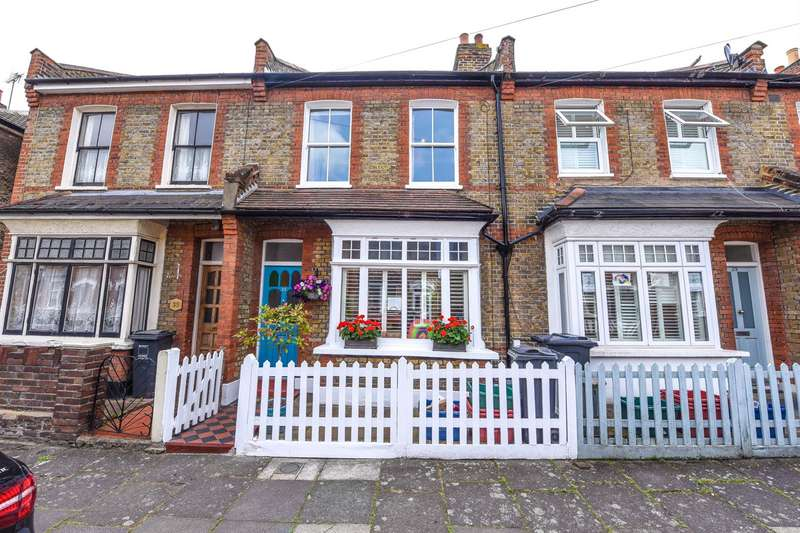 4 Bedrooms Terraced House for sale in Percy Road, Old Isleworth
