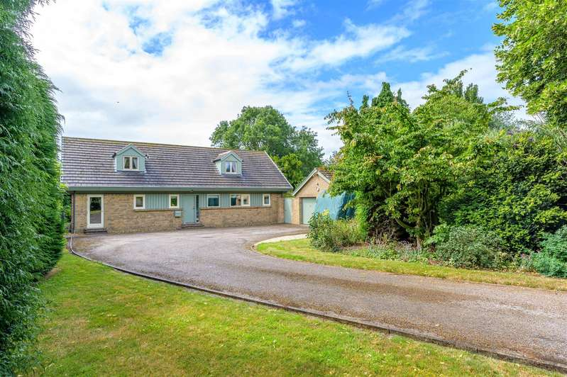 4 Bedrooms Detached House for sale in Main Road, West Keal, Spilsby