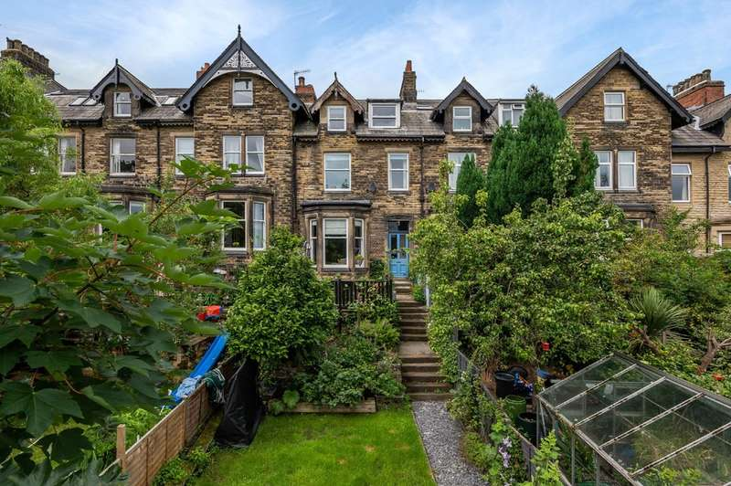 5 Bedrooms Terraced House for sale in East View Terrace, Otley