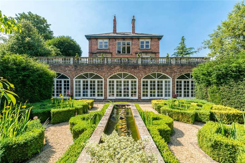 5 Bedrooms Unique Property for sale in Sydenham House, Field Lane, Aberford, Leeds