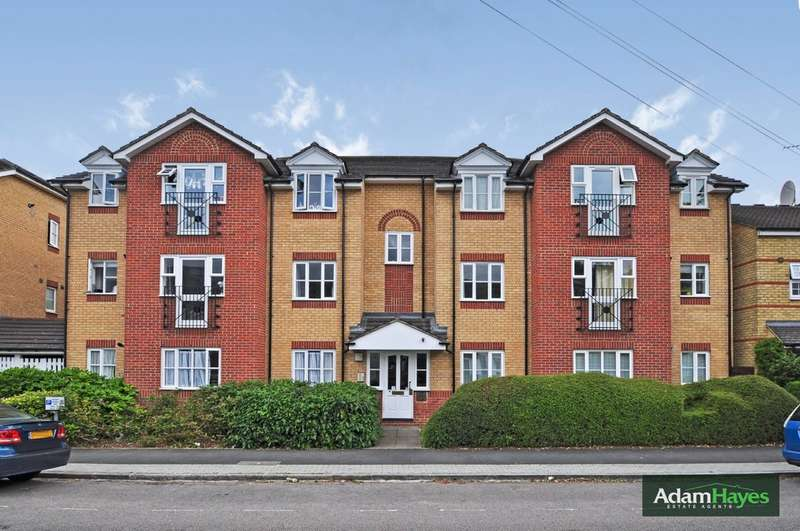 2 Bedrooms Flat for sale in Vine Lodge, Hutton Grove, N12