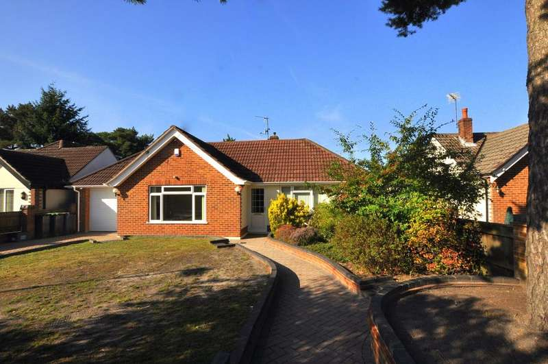 3 Bedrooms Detached Bungalow for sale in St Ives, Ringwood, BH24 2PF