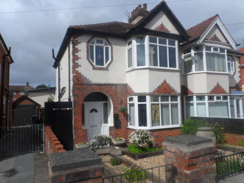 3 Bedrooms Semi Detached House for sale in Montpelier Avenue, Blackpool, FY2 9EH