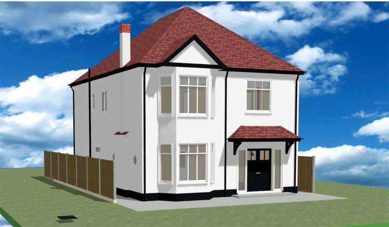 4 Bedrooms Detached House for sale in Mount Avenue, Chalkwell, SS0